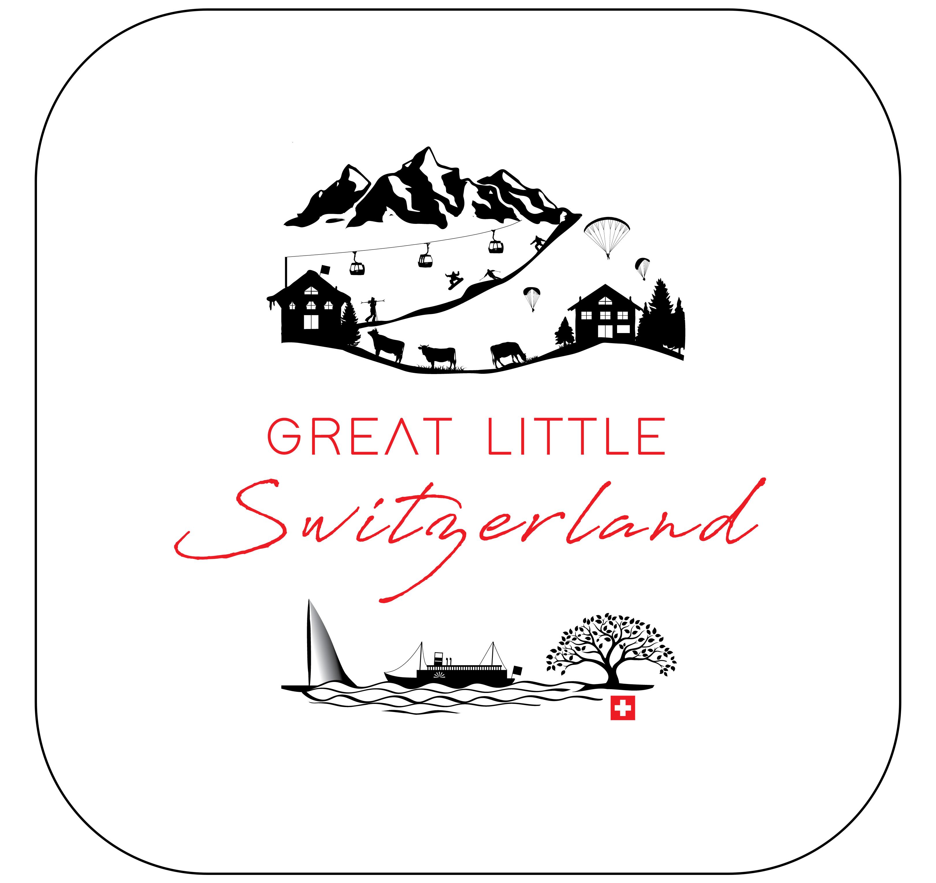 Great Little Switzerland - DMC